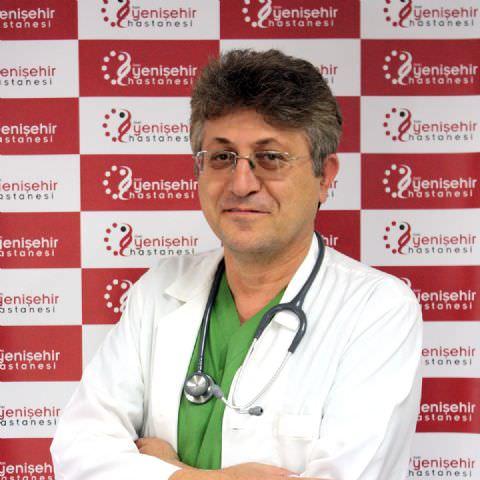 Dr. Ömer Özkan ÖZDEMİR