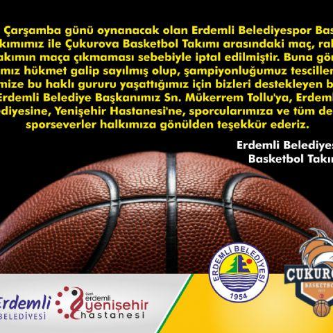 Erdemli Belediyespor Basketbol Takımı