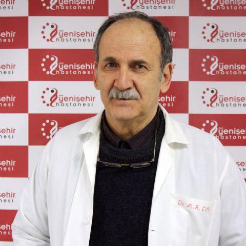 Op. Dr. Ali Rıza ÇİFT