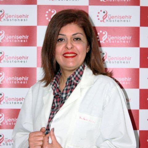 Uzm. Dr. Betül Hayriye Gürbüz