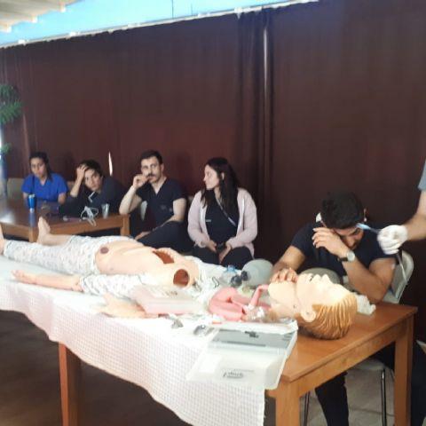 Uzm.Dr. Kemal ASLAN ( CRP Kardiopulmuner Resüsitasyon Eğitimi )
